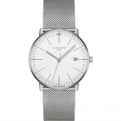 Junghans max bill Mega Radio Controlled Watch 058/4821.44