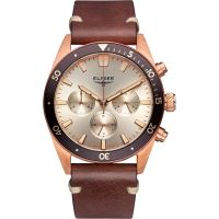 Elysee Bronze Watch 98015