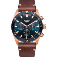 Elysee Bronze Watch 98017