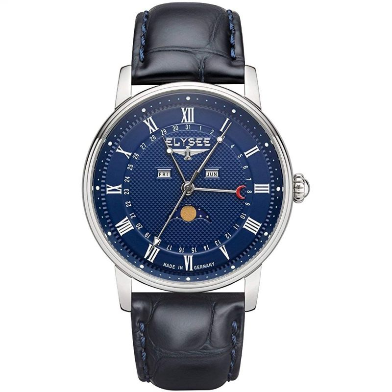 Elysee Momentum Moonphase Watch
