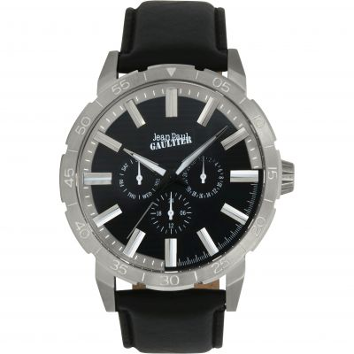 Jean Paul Gaultier Bomber Gents Watch
