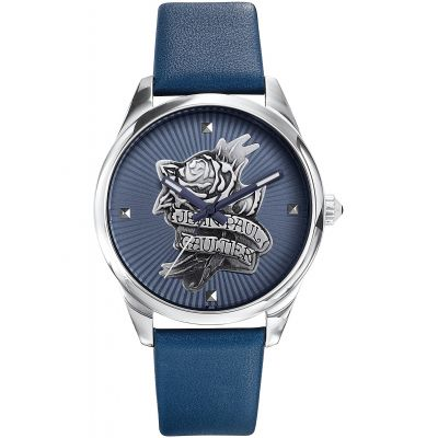 Montre Femme Jean Paul Gaultier Navy Tattoo JP8502413