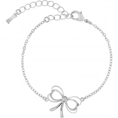 Joyería Ted Baker Jewellery Latiya Small Heart Bow Bracelet TBJ1885-01-02