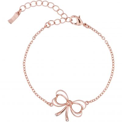 Ted Baker Jewellery Latiya Small Heart Bow Bracelet