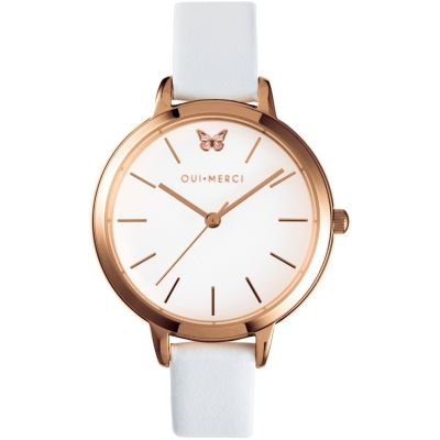 Ladies Oui Merci Watch MC010012