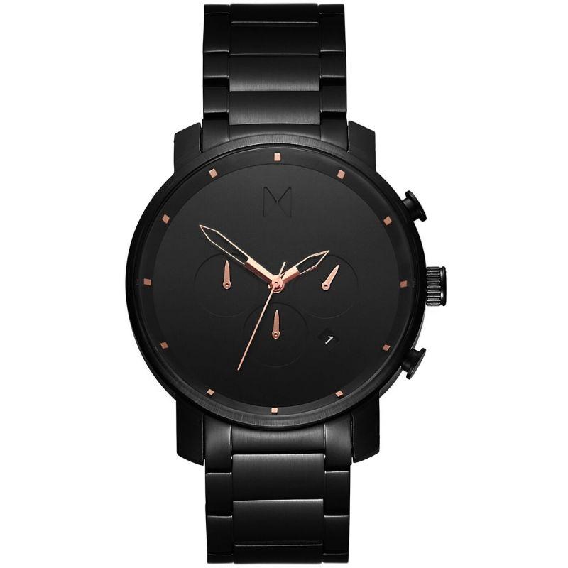 MVMT Black Rose Chrono Watch