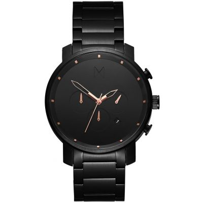 MVMT Black Rose Chrono Watch MC01-BBRG
