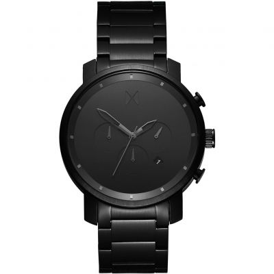 MVMT Black Link Chrono Herrenuhr MC01BB