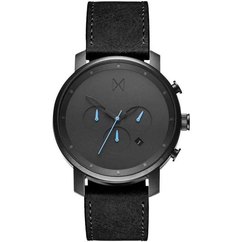 MVMT Gunmetal Black Chrono Watch