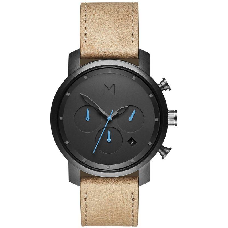 MVMT Gunmetal Sandstone Chrono 40 Watch