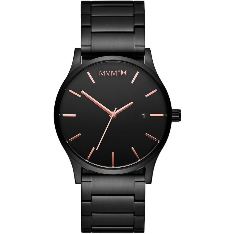 MVMT Black Rose Classic Watch MM01-BBRG