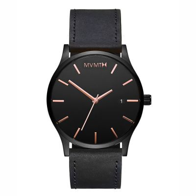 MVMT Black Rose Classic Watch MM01-BBRG