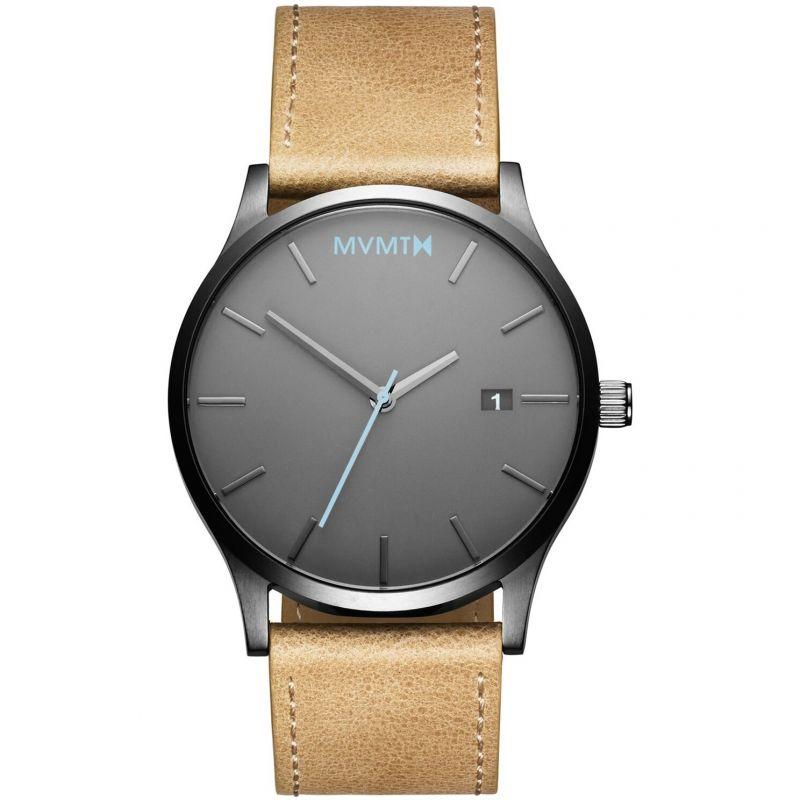 MVMT Gunmetal Sandstone Classic Watch