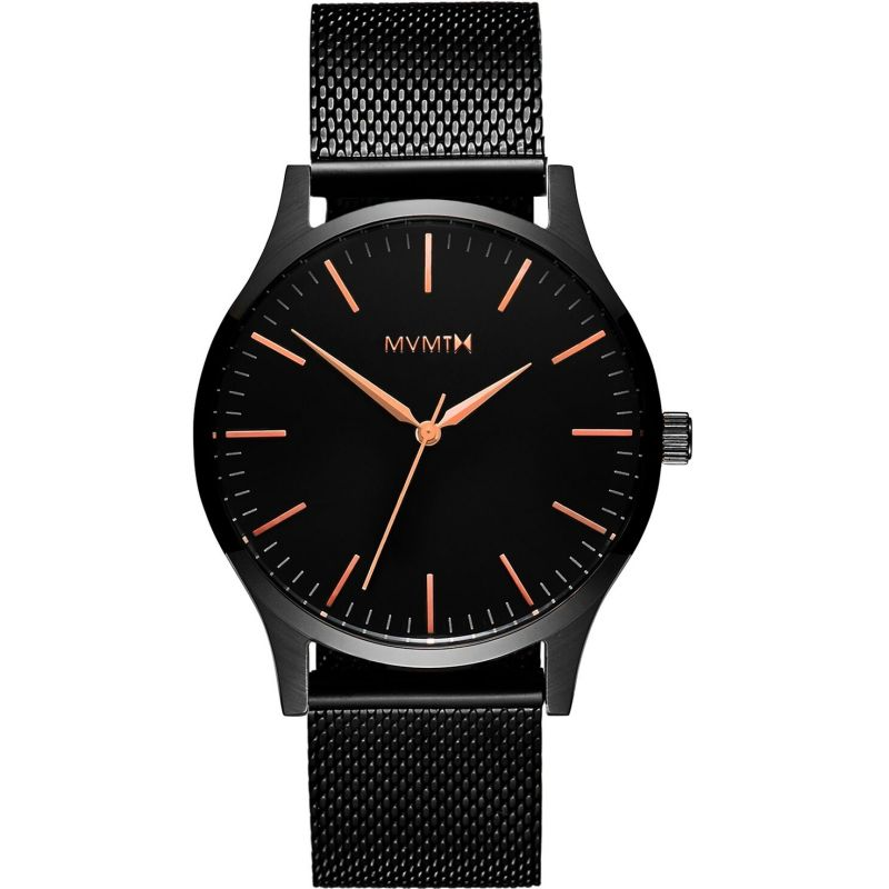 MVMT Black Rose 40 Series Watch
