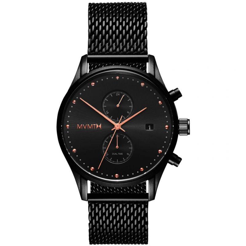 MVMT Black Rose Voyager Watch