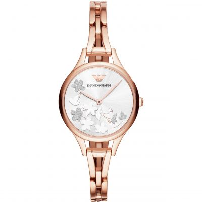 Ladies Emporio Armani Aurora Watch AR11108