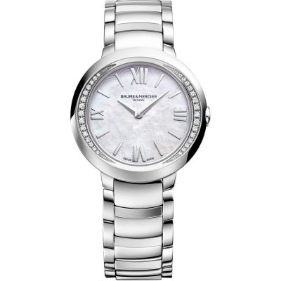 Ladies Baume & Mercier Promesse Diamond Watch M0A10160