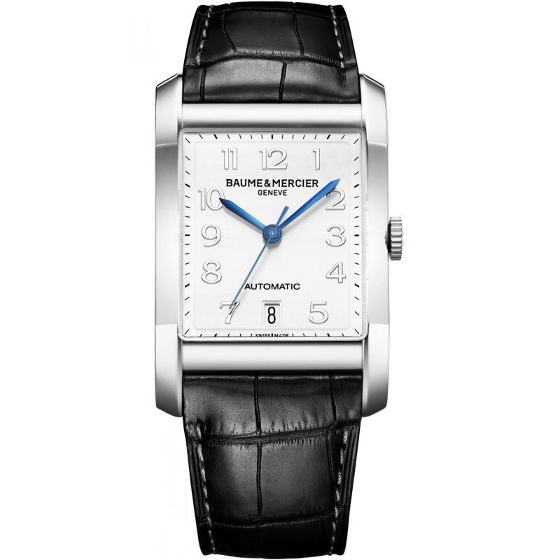 Mens Baume & Mercier Hampton Automatic Watch
