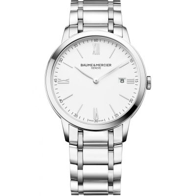 Mens Baume & Mercier Classima Date Watch M0A10354
