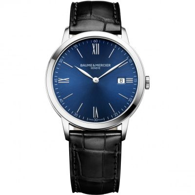 Mens Baume & Mercier Classima Date Watch M0A10324