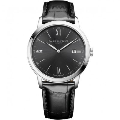 Mens Baume & Mercier Classima Date Watch M0A10416