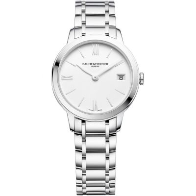Ladies Baume & Mercier Classima Date Watch M0A10335
