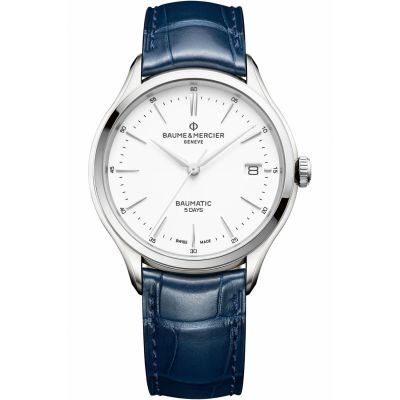 Montre Homme Baume & Mercier Clifton Baumatic M0A10398