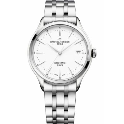 Montre Homme Baume & Mercier Clifton Baumatic M0A10400