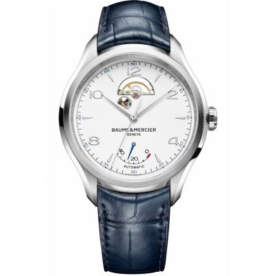 Montre Homme Baume & Mercier Clifton Power Reserve Open Balance M0A10448