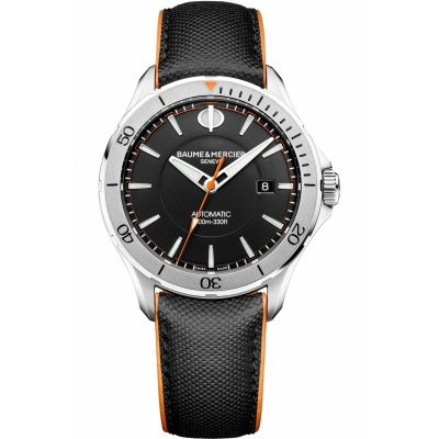 Montre Homme Baume & Mercier Clifton Club M0A10338