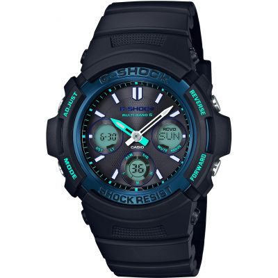 Casio G-Shock Exclusive Watch AWG-M100SF-1BEF
