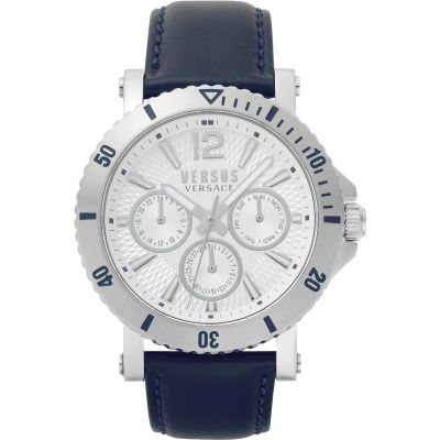 Gents Versus Steenberg Silver Dial Watch