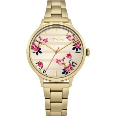 Ladies Joules Flora Watch JSL002GM