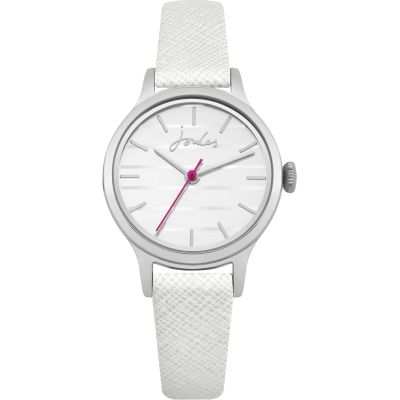 Joules Lisbeth Dameshorloge Wit JSL012W