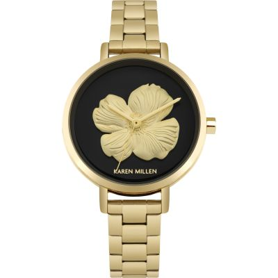 Ladies Karen Millen Watch KM126BGM
