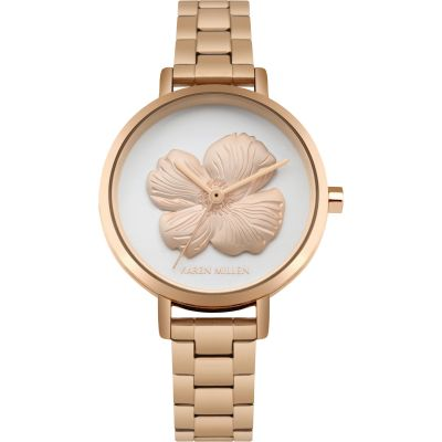 Ladies Karen Millen Watch KM126WRGM