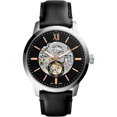 Mens Fossil Townsman Automatic Watch ME3153
