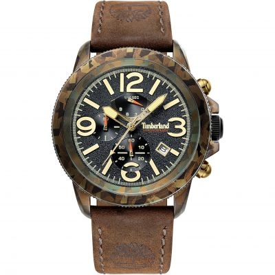 Mens Timberland Ashbrook Watch 15474JSGN/02