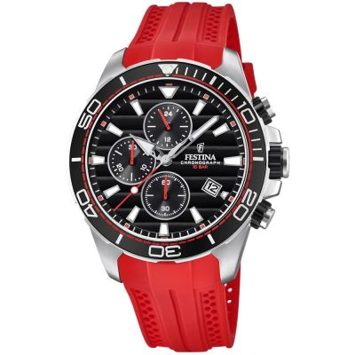 Reloj Cronógrafo para Hombre Festina Originals - The Tour Of Britain 2018 F20370/3