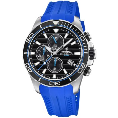 Reloj Cronógrafo para Hombre Festina Originals - The Tour Of Britain 2018 F20370/5