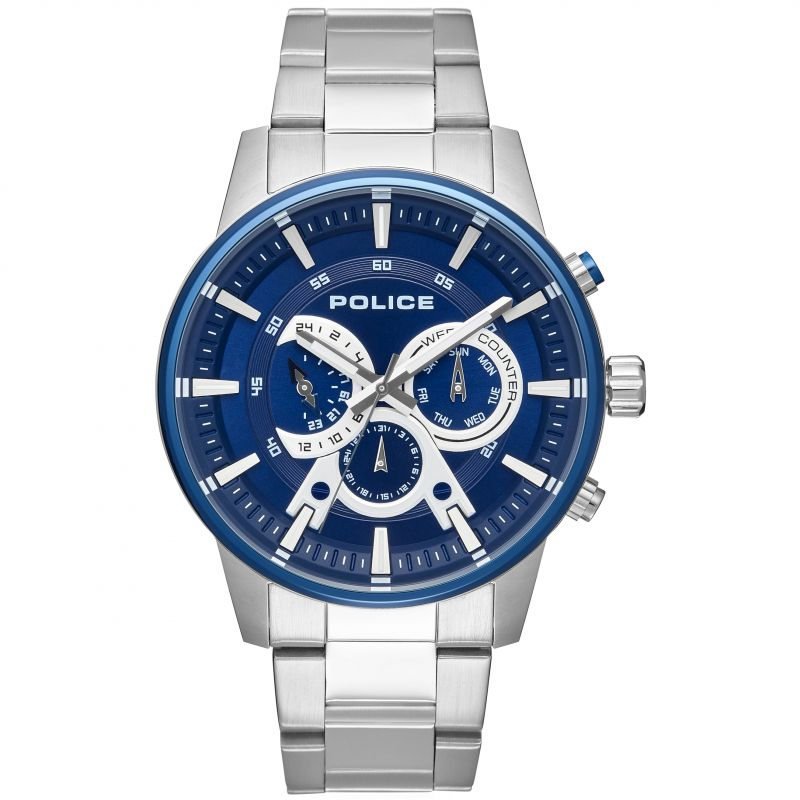 Mens Police Avondale Watch 15523JSTBL/03M