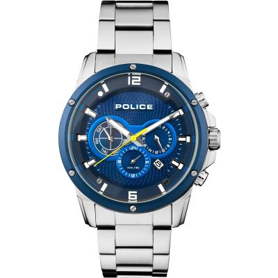 Police Shandon Watch 15525JSTBL/03M