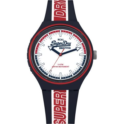 Unisex Superdry Urban XL Retro Sport Watch SYG238UR