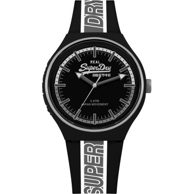 Unisex Superdry Urban XL Retro Sport Watch SYG238BW
