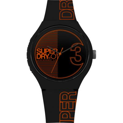 Unisex Superdry Urban XL Fusion Watch SYG239BO