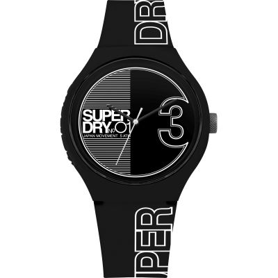Unisex Superdry Urban XL Fusion Watch SYG239BW