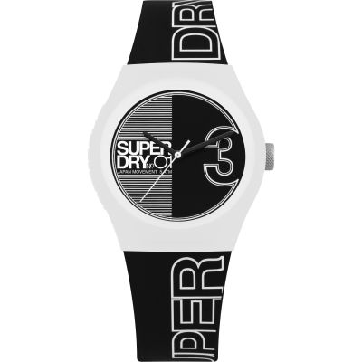 Ladies Superdry Urban Fusion Watch SYL239BW