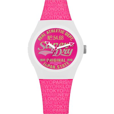 Ladies Superdry Urban Paradise Watch SYL249P