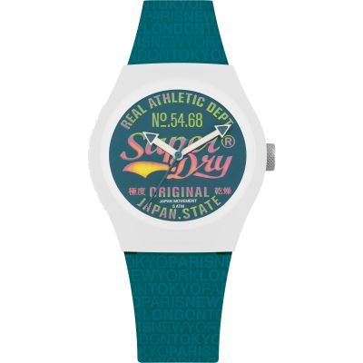 Ladies Superdry Urban Paradise Watch SYL249AU