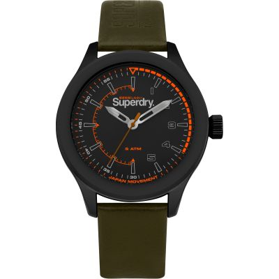 Unisex Superdry Rebel Challenger Watch SYG231NB